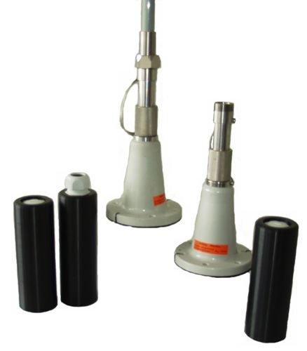 HF antenna / SSB radio / for boats / for ships