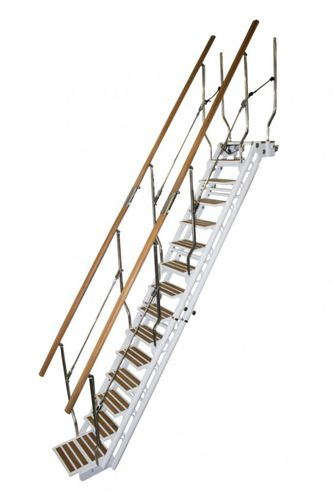 yacht ladder