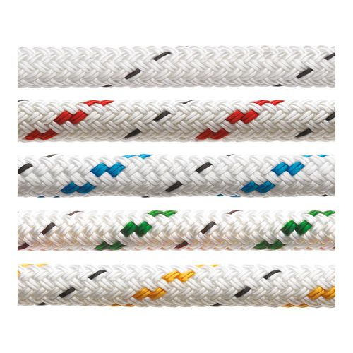 multipurpose cordage / double-braid / for cruising sailboats / for racing sailboats