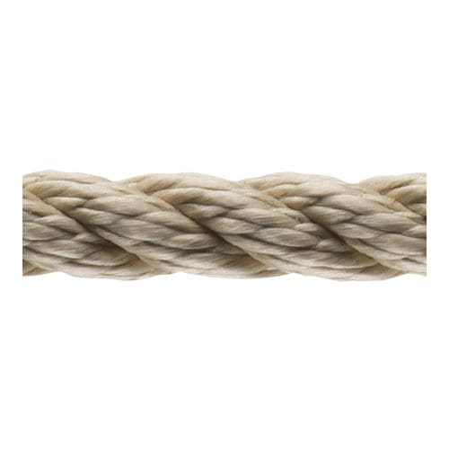 multipurpose cordage / twisted / for classic sailboats / polyester core