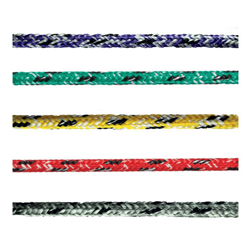 sheet cordage / double-braid / for sailing dinghies / polypropylene core