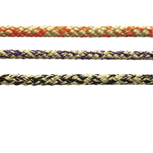 floating cordage / double-braid / for sailing dinghies / Dyneema® core
