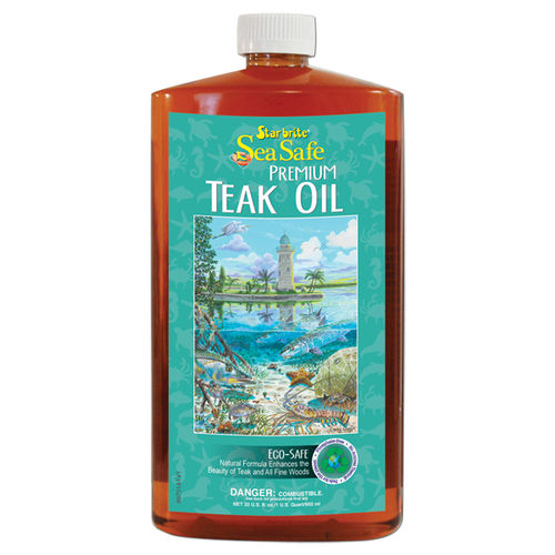 exotic wood oil / for boats