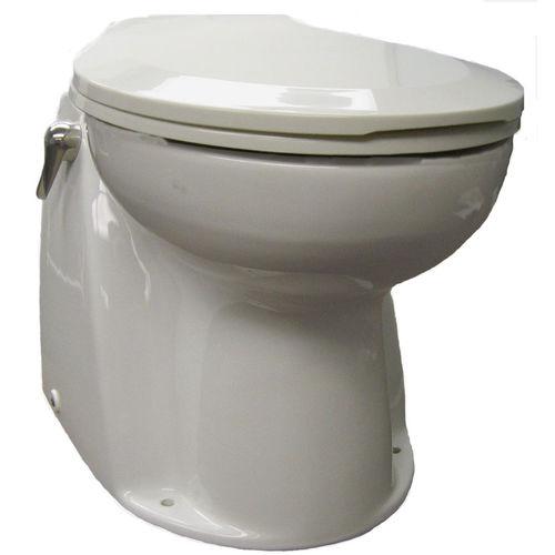 marine toilet / vacuum / electric