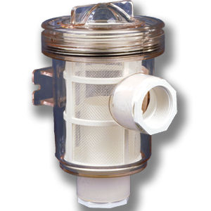 raw water filter