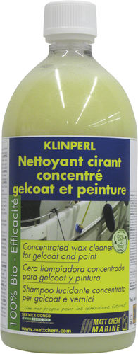 bridge cleaner / for hulls / for boats