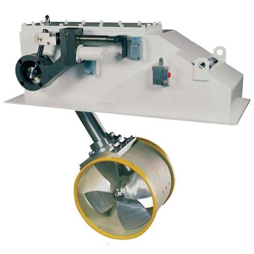 bow thruster / for boats / hydraulic / retractable