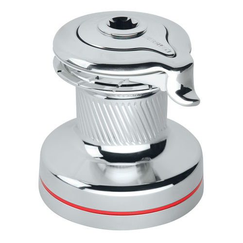 self-tailing sailboat winch