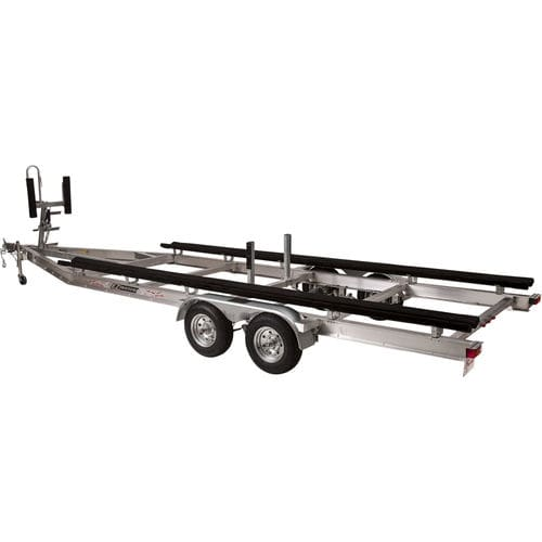 road trailer / for pontoon boats