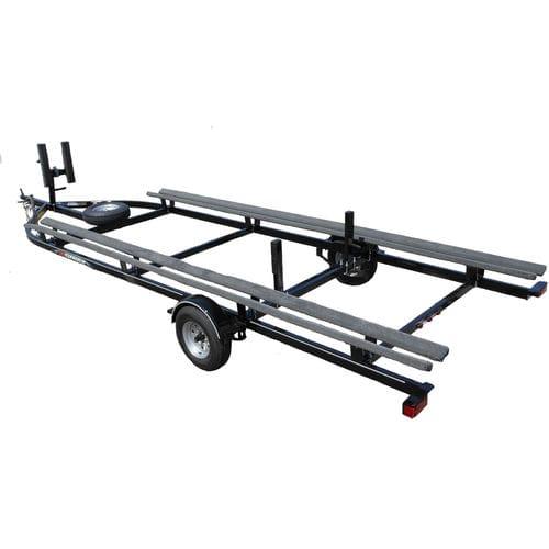 road trailer / for pontoon boats