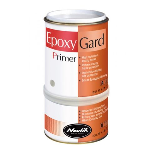 boat primer / for wood / for steel / for aluminum