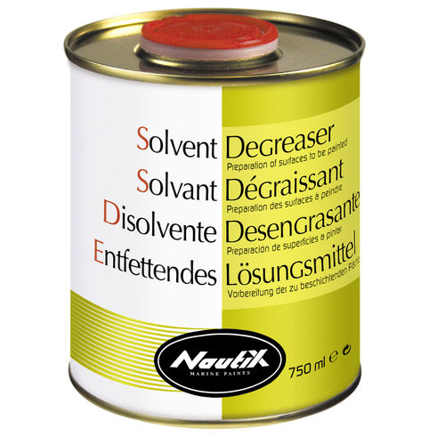 multi-surface cleaner / for boats / solvent