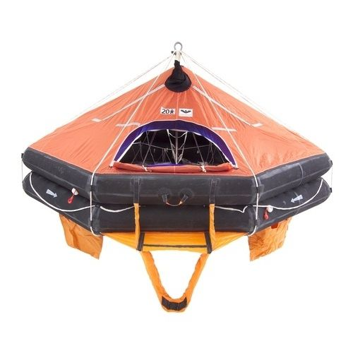 ship liferaft / offshore / 12-person / USCG