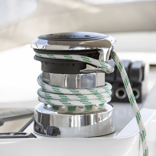 electric sailboat winch