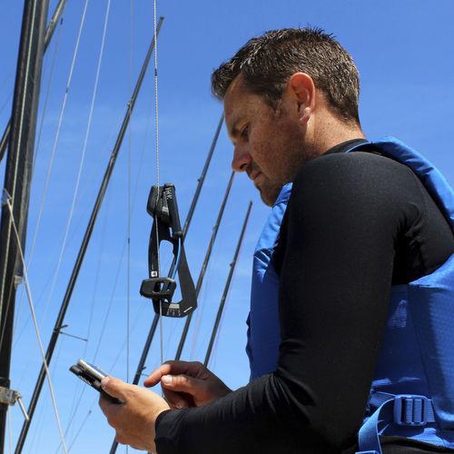 sailboat tension gauge - Spinlock