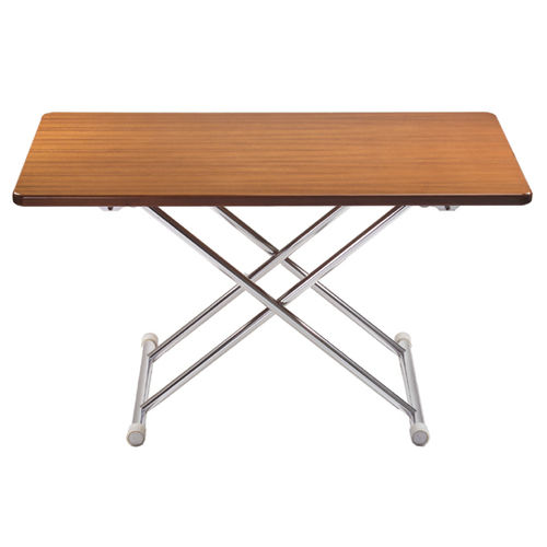 boat occasional table / folding / plywood