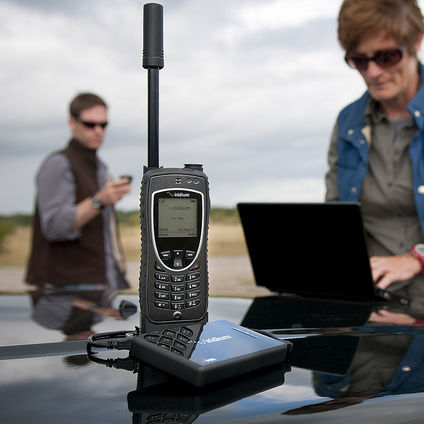 Iridium telephone / satellite / for boats / mobile