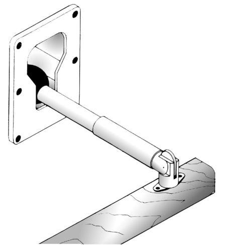 boat tiller locking
