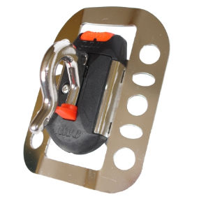sailing dinghy hook / quick-release