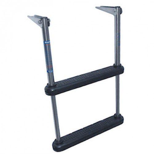swim ladder / for boats / retractable / telescopic