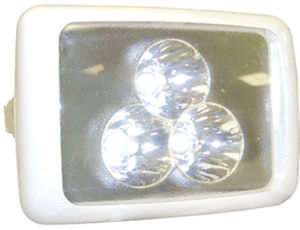 outdoor spotlight / for boats / LED