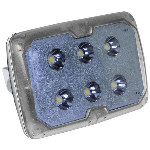 deck floodlight / for boats / LED