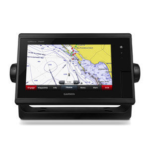 GPS / chart plotter / marine / color
