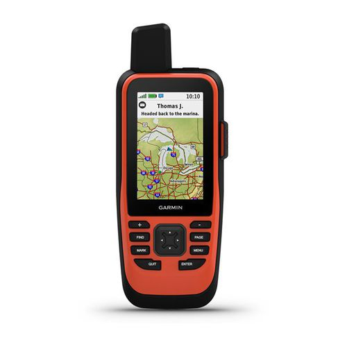 GPS / marine / color / portable
