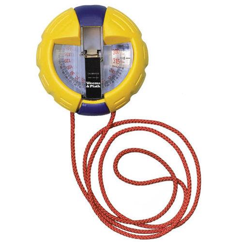 boat bearing compass / magnetic / horizontal / portable