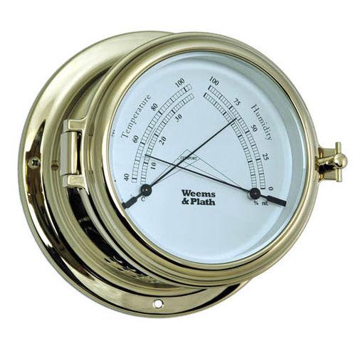 analog barometer / thermometer / hygrometer