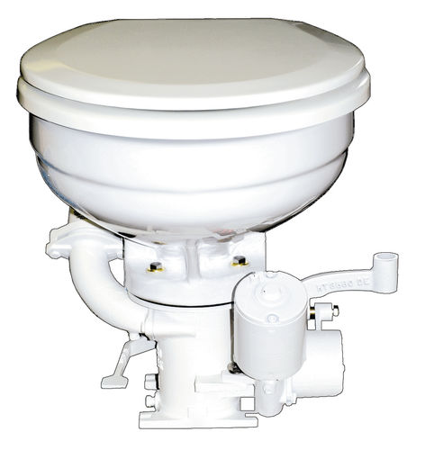 marine toilet / electric