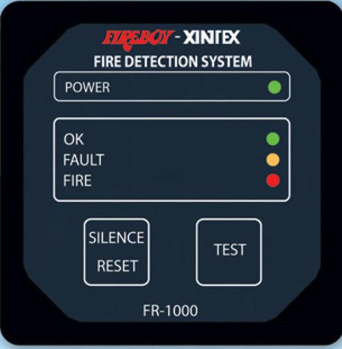 boat alarm system