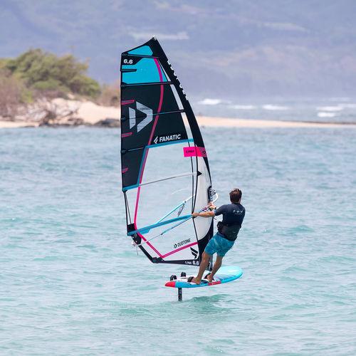race windsurf board