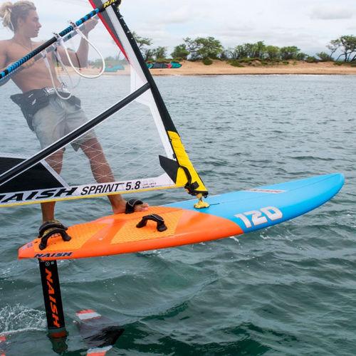freeride windsurf board / speed / all-around