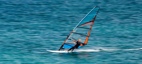 freeride windsurf sail / slalom / 7-batten