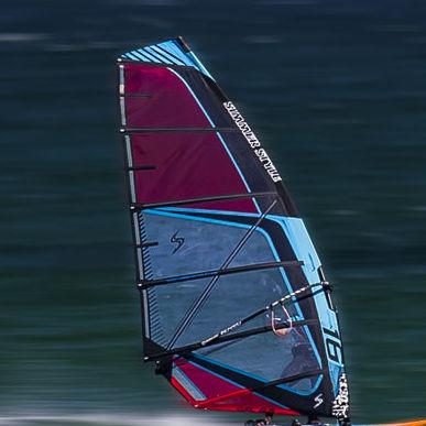 slalom windsurf sail