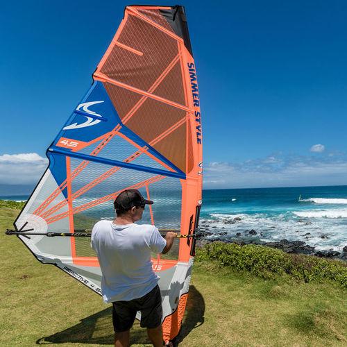 wave windsurf sail