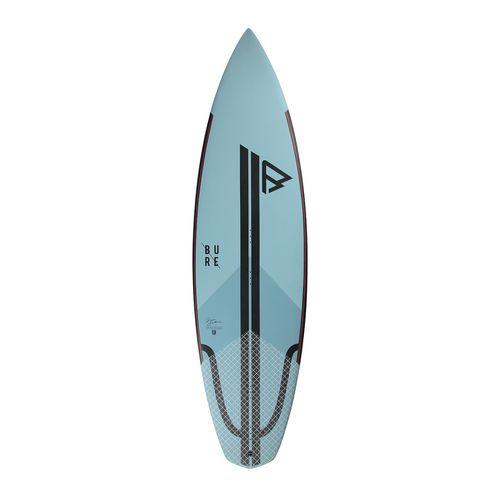 directional kiteboard / surf / wave / tri-fin