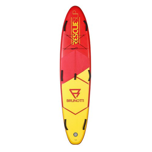 rescue SUP / inflatable / PVC / EVA