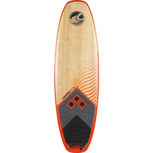 surf kiteboard / freestyle / crossover