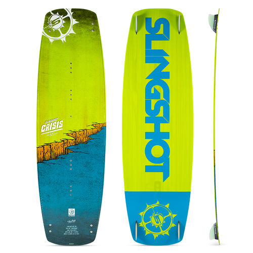 twin-tip kiteboard / wave / entry-level
