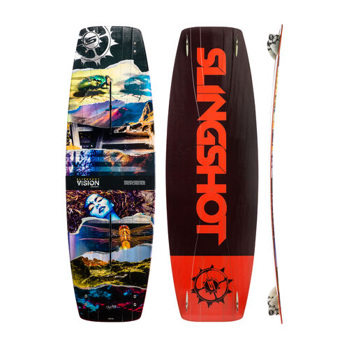 twin-tip kiteboard / freeride / freestyle