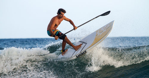 all-around SUP / wave