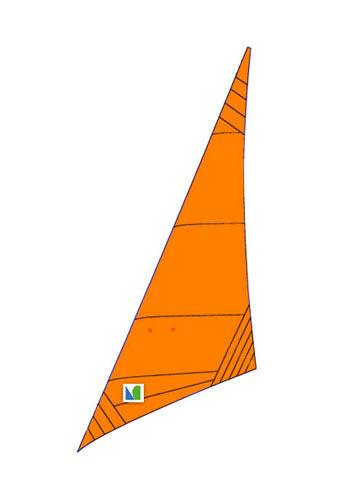 staysail / for cruising sailboats