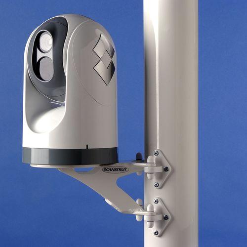 boat video camera mount