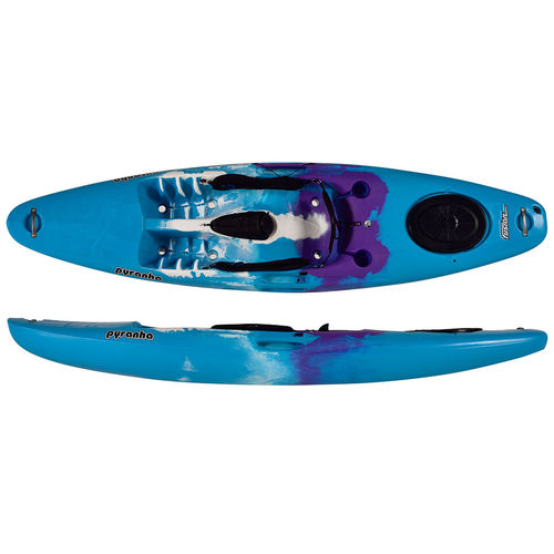 sit-on-top kayak / rigid / surf / flatwater