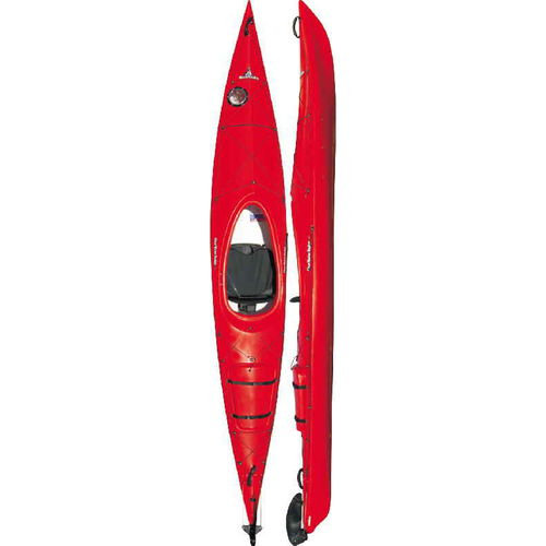 Rigid Kayak Manitoulin Clear Water Design Sea Touring Solo
