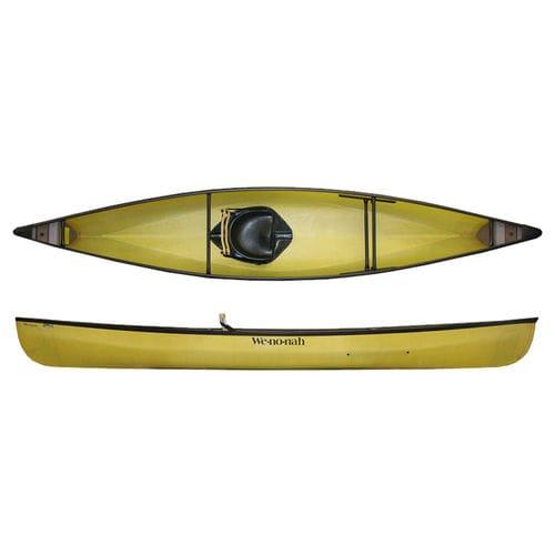 recreational canoe / solo / Kevlar®