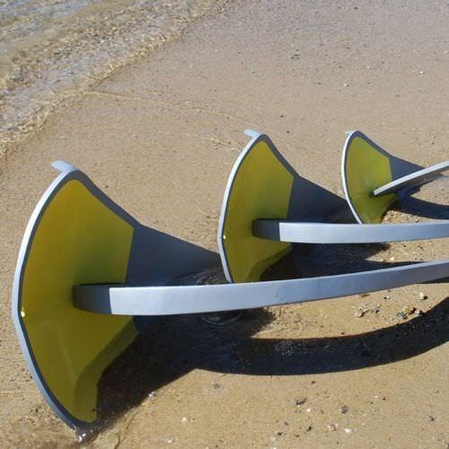 spade type anchor - Sea Tech and Fun - Spade