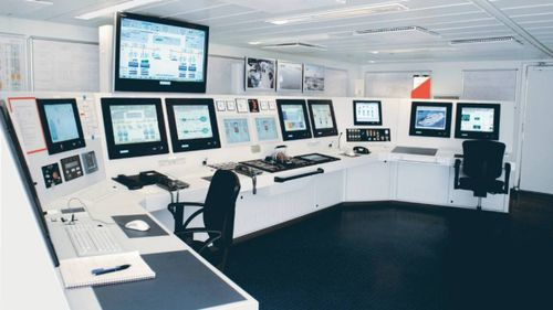 ship monitoring and control system